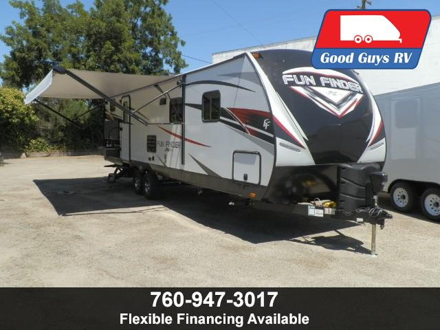 2018 Cruiser RV Fun Finder Extreme Lite 27BH