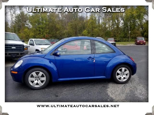 2007 Volkswagen New Beetle 2.5L PZEV