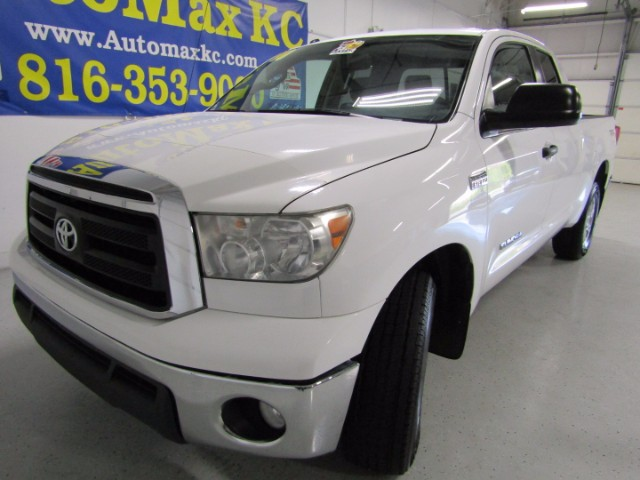 2010 Toyota Tundra Tundra-Limited 5.7L FFV Double Cab Long Bed 4WD