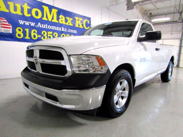 2014 RAM 1500 Tradesman 8 Foot Bed