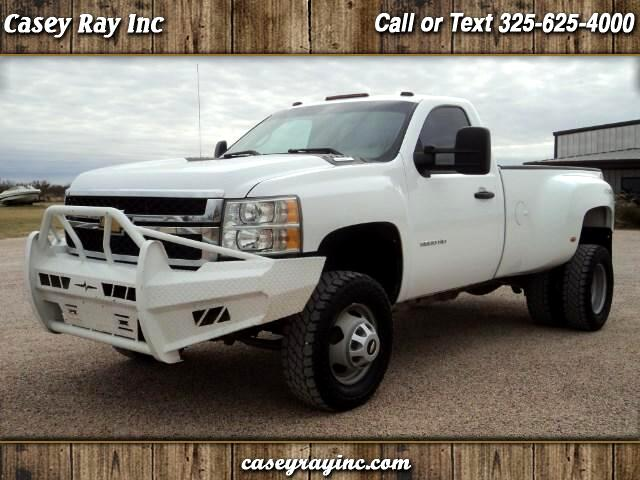 2012 Chevrolet Silverado 3500HD Regular Cab DRW 4WD