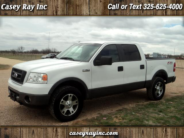 2007 Ford F-150 FX4 SuperCrew 4x4