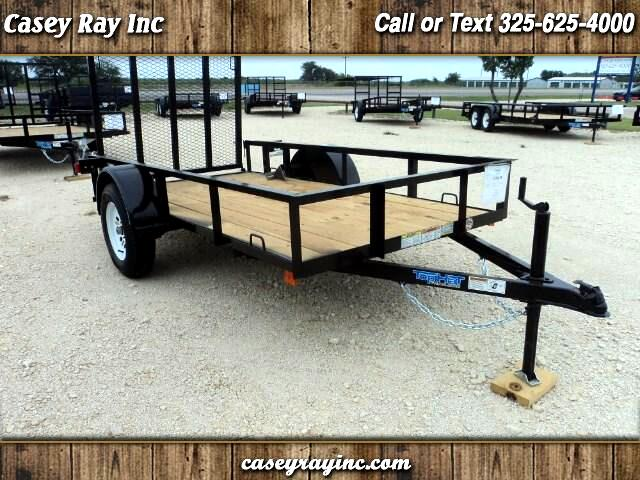 2017 Top Hat Utility 5 x 10 Express