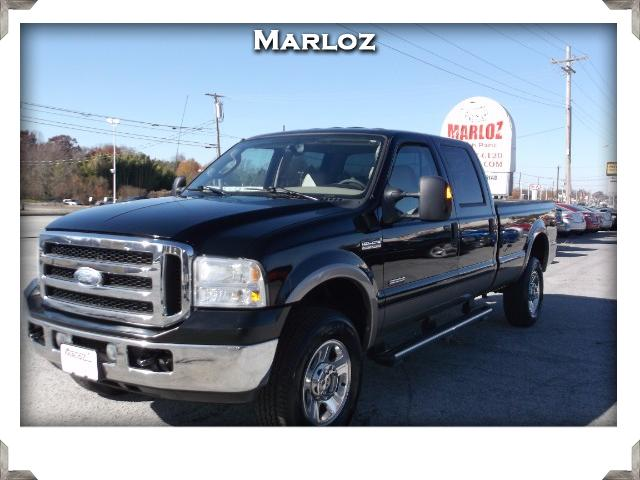 2006 Ford F-350 SD LARIAT