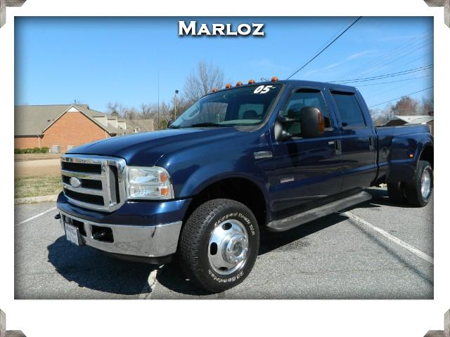2005 Ford F-350 SD LARIAT