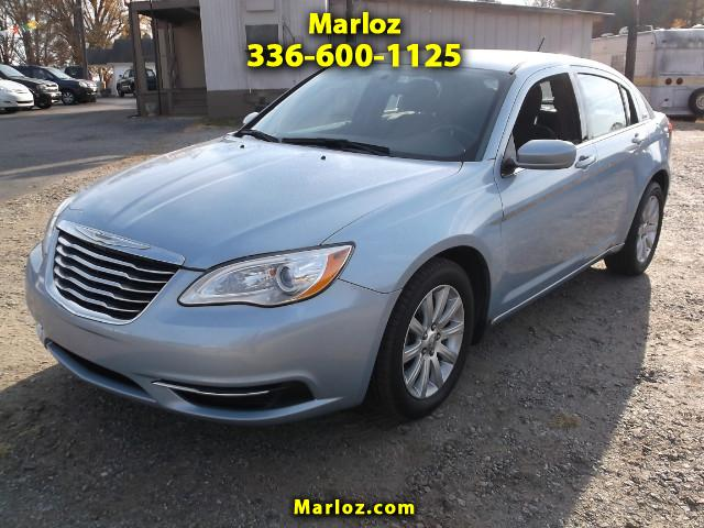 used 2014 chrysler 200 touring for sale in high point nc 27262 marloz. Black Bedroom Furniture Sets. Home Design Ideas