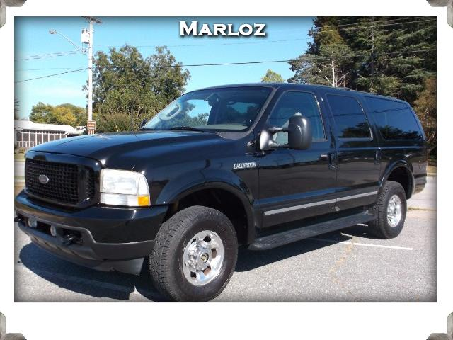 2003 Ford Excursion Limited 7.3L 4WD