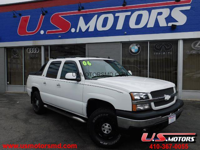 2006 Chevrolet Avalanche 1500 4WD
