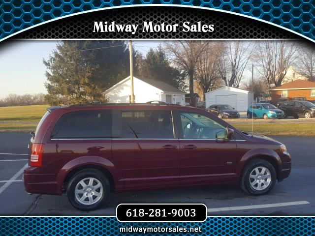 2008 Chrysler Town & Country LWB 4DR WGN TOURING SIGNATURE SERIES