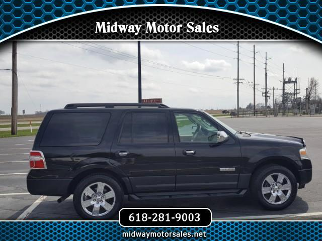"""2007 Ford Expedition 119"""" WB XLT 4WD"""