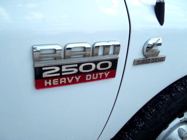 2008 Dodge Ram 2500 2WD QUAD CAB 140.5'' ST