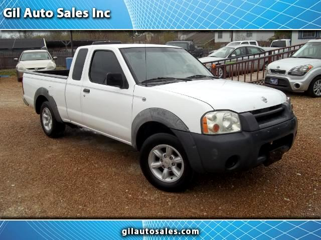 2002 Nissan Frontier KING CAB XE