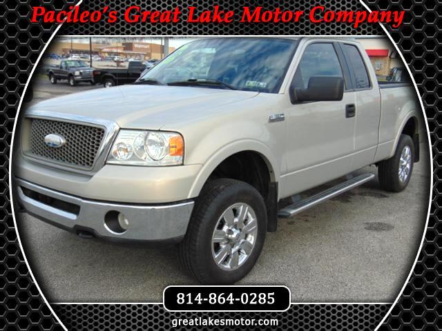 2006 Ford F-150 Lariat SuperCab 6.5-ft. 4WD