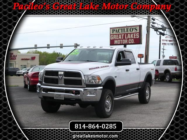 2010 RAM 2500 Power Wagon