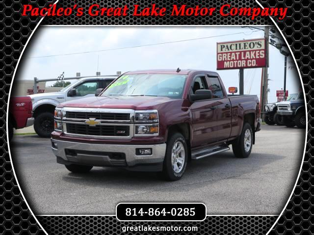 2014 Chevrolet Silverado 1500 Z71 Short Bed 4WD