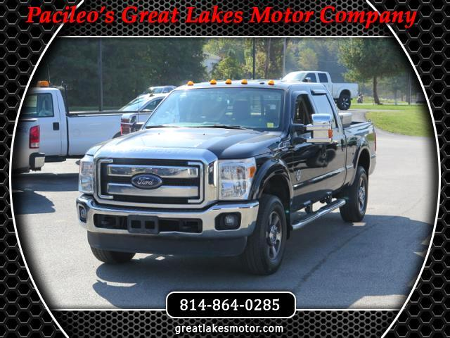 2013 Ford F-350 SD Lariat Crew Cab Short Bed 4WD