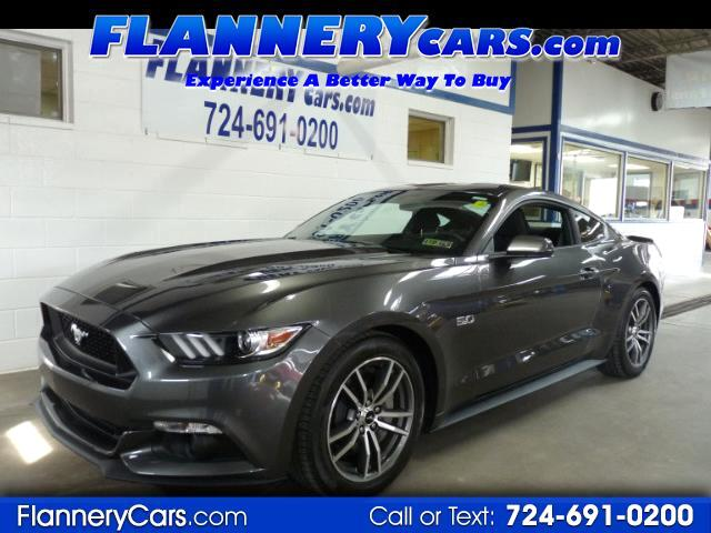 2016 Ford Mustang 2dr Cpe GT