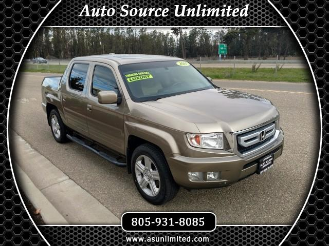 2011 Honda Ridgeline RTL with Moonroof & XM Radio