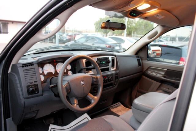2007 Dodge Ram 1500 2dr Reg Cab 140