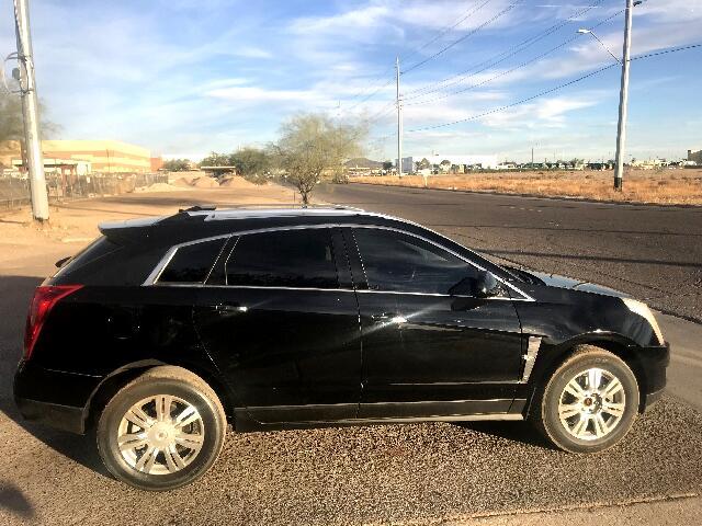 2010 Cadillac SRX Luxury Collection