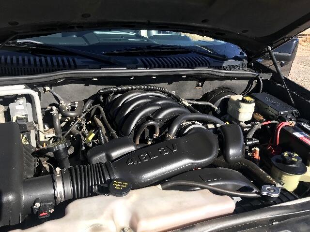 2007 Ford Explorer Sport Trac Limited 4.6L 2WD