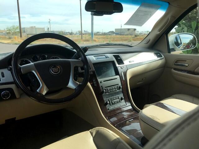 2009 Cadillac Escalade Hybrid 4WD