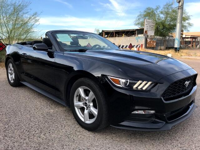 2015 Ford Mustang V6 Convertible