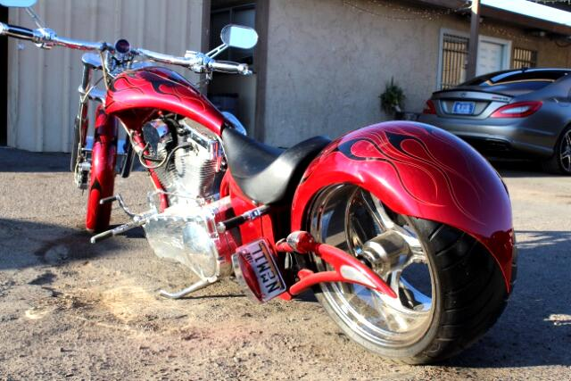 2009 Big Bear Choppers The Sled prostreet