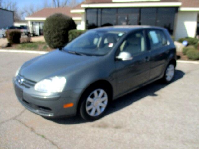 2006 Volkswagen Rabbit 4-Door