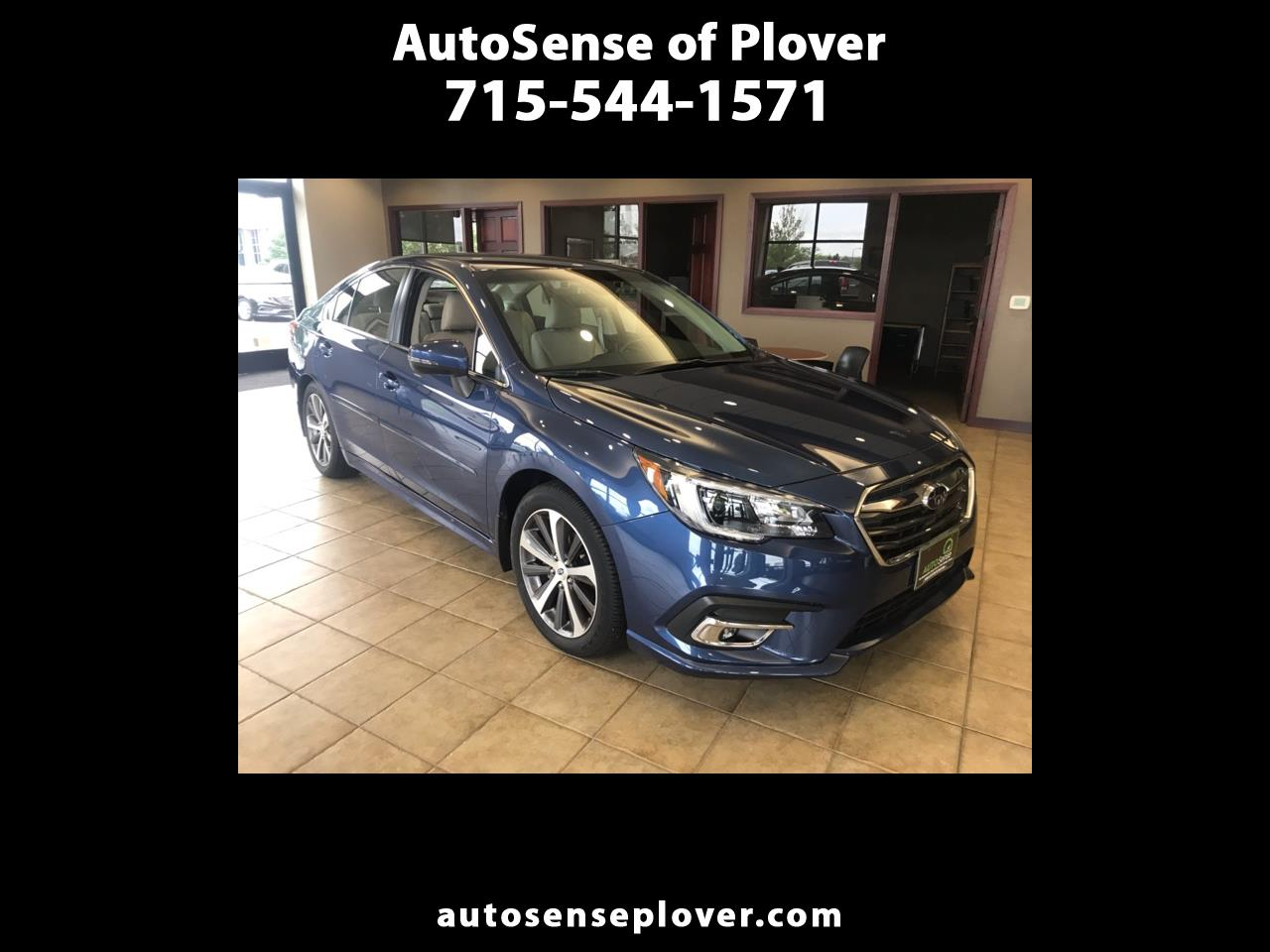 Pre-Owned 2019 Subaru Legacy 2.5i Limited