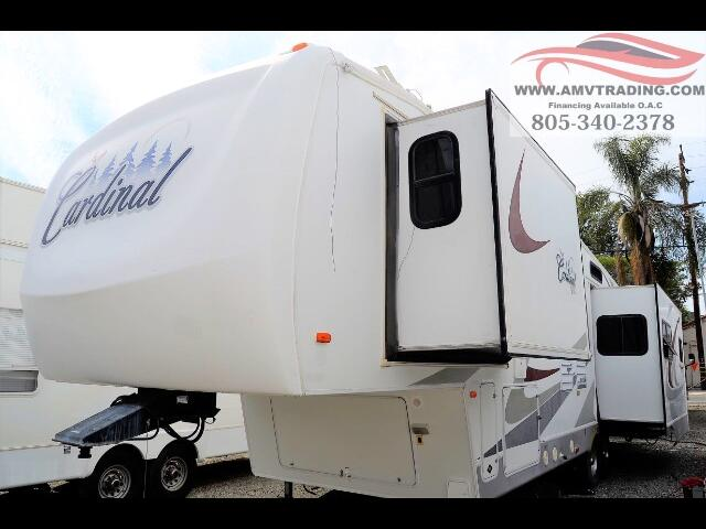 2006 Forest River Cardinal 36 TS
