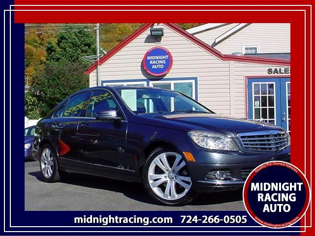 2011 Mercedes-Benz C300 4MATIC LUXURY