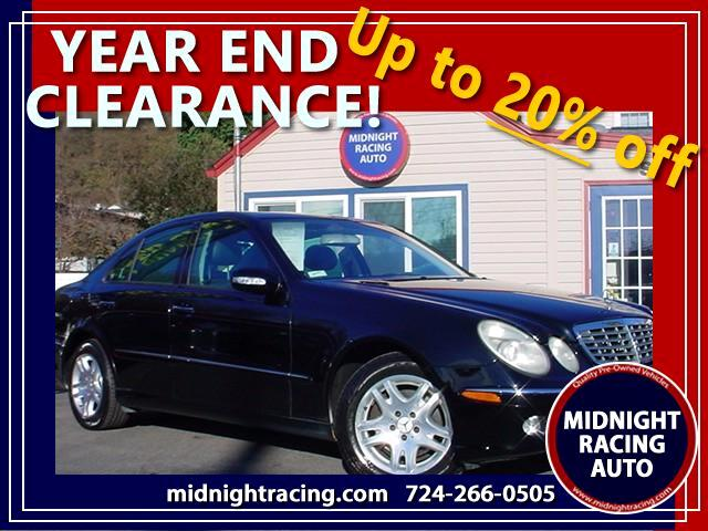 2005 Mercedes-Benz E350 4Matic
