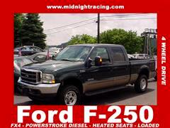 2004 Ford Super Duty F250