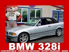 1997 BMW 328 Convertible