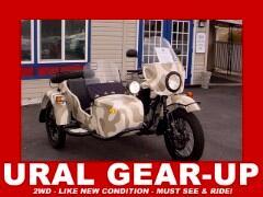 2011 Ural Gear Up
