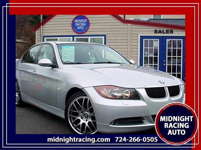 2007 BMW 328xi All Wheel Drive