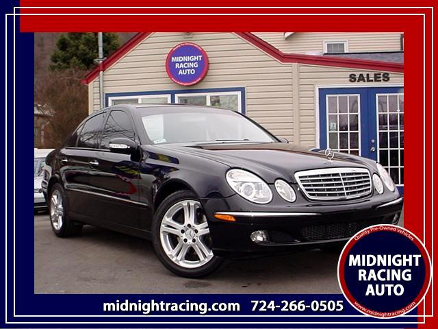 2006 Mercedes-Benz E350 4Matic Sport