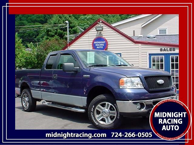 2006 Ford F-150 XLT 8-ft. Bed 4WD