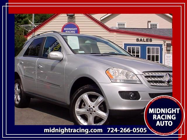 2008 Mercedes-Benz ML350 4MATIC