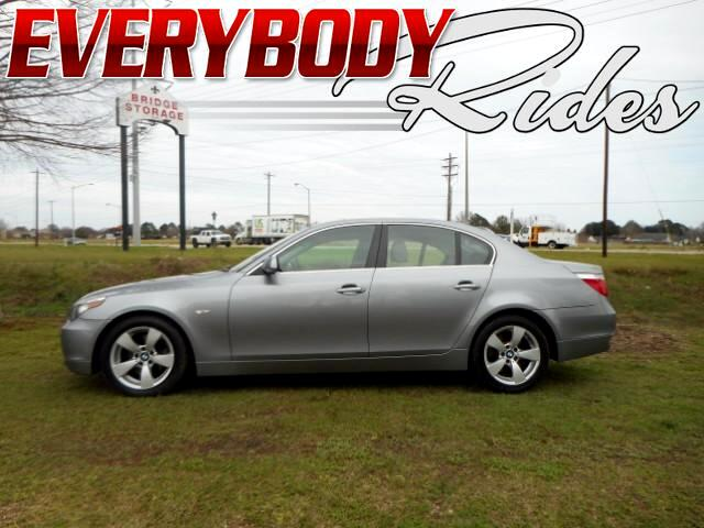 2007 BMW 5-Series Visit Everybody Rides 1 online at wwweverybodyrides1com to see more pictures of