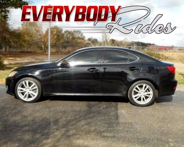 2007 Lexus IS Visit Everybody Rides 1 online at wwweverybodyrides1com to see more pictures of thi