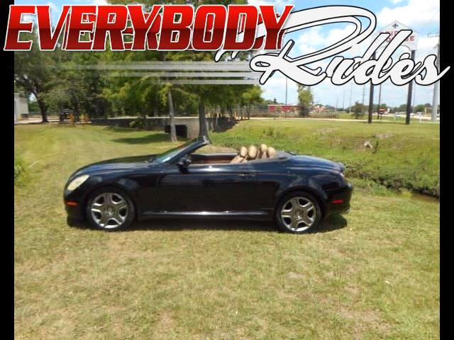 2006 Lexus SC 430 Visit Everybody Rides 1 online at wwweverybodyrides1com to see more pictures of