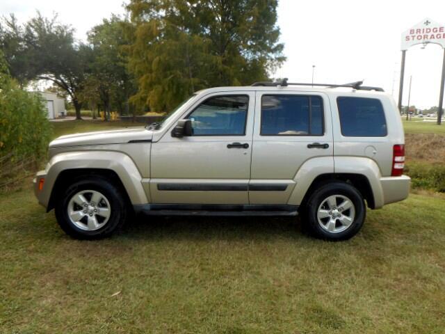 2011 Jeep Liberty Sport 2WD