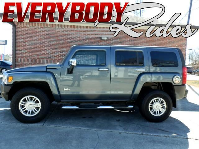 2007 HUMMER H3 Visit Everybody Rides 2 online at wwweverybodyrides1com to see more pictures of th