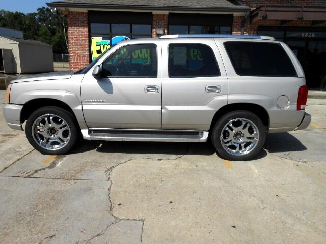 2005 Cadillac Escalade Visit Everybody Rides 2 online at wwweverybodyrides1com to see more pictur