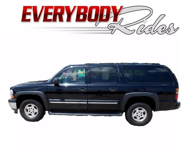 2005 Chevrolet Suburban Visit Everybody Rides 2 online at wwweverybodyrides1com to see more pictu