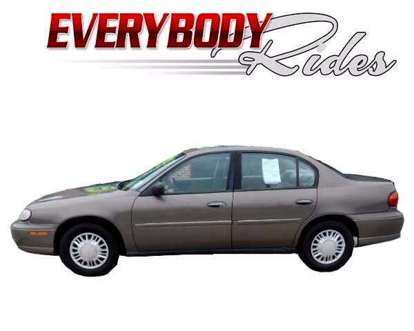 2002 Chevrolet Malibu Visit Everybody Rides 2 online at wwweverybodyrides1com to see more picture
