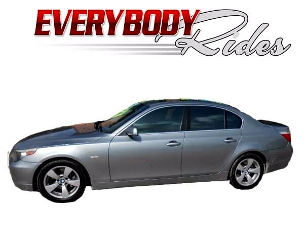 2007 BMW 5-Series Visit Everybody Rides 2 online at wwweverybodyrides1com to see more pictures of