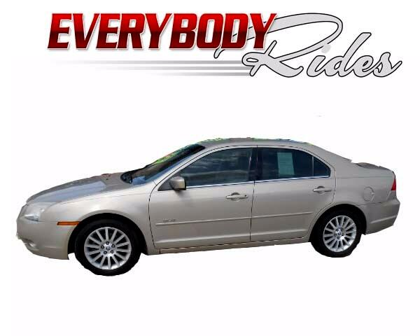 2007 Mercury Milan Visit Everybody Rides 2 online at wwweverybodyrides1com to see more pictures o